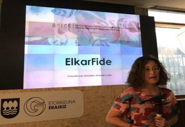 Imagen de la presentación Elkarfide
