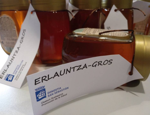 Eraultza: bi auzo berri Gros/Alde Zaharra