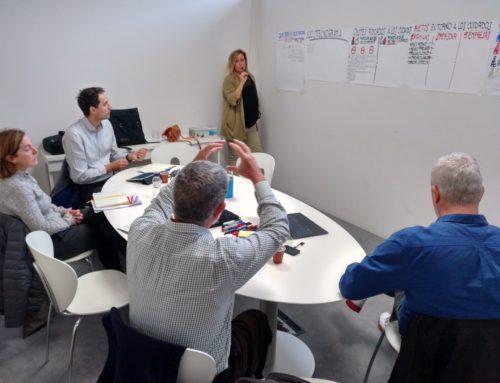 Avanzando en el diseño del SocioTecnoGrama