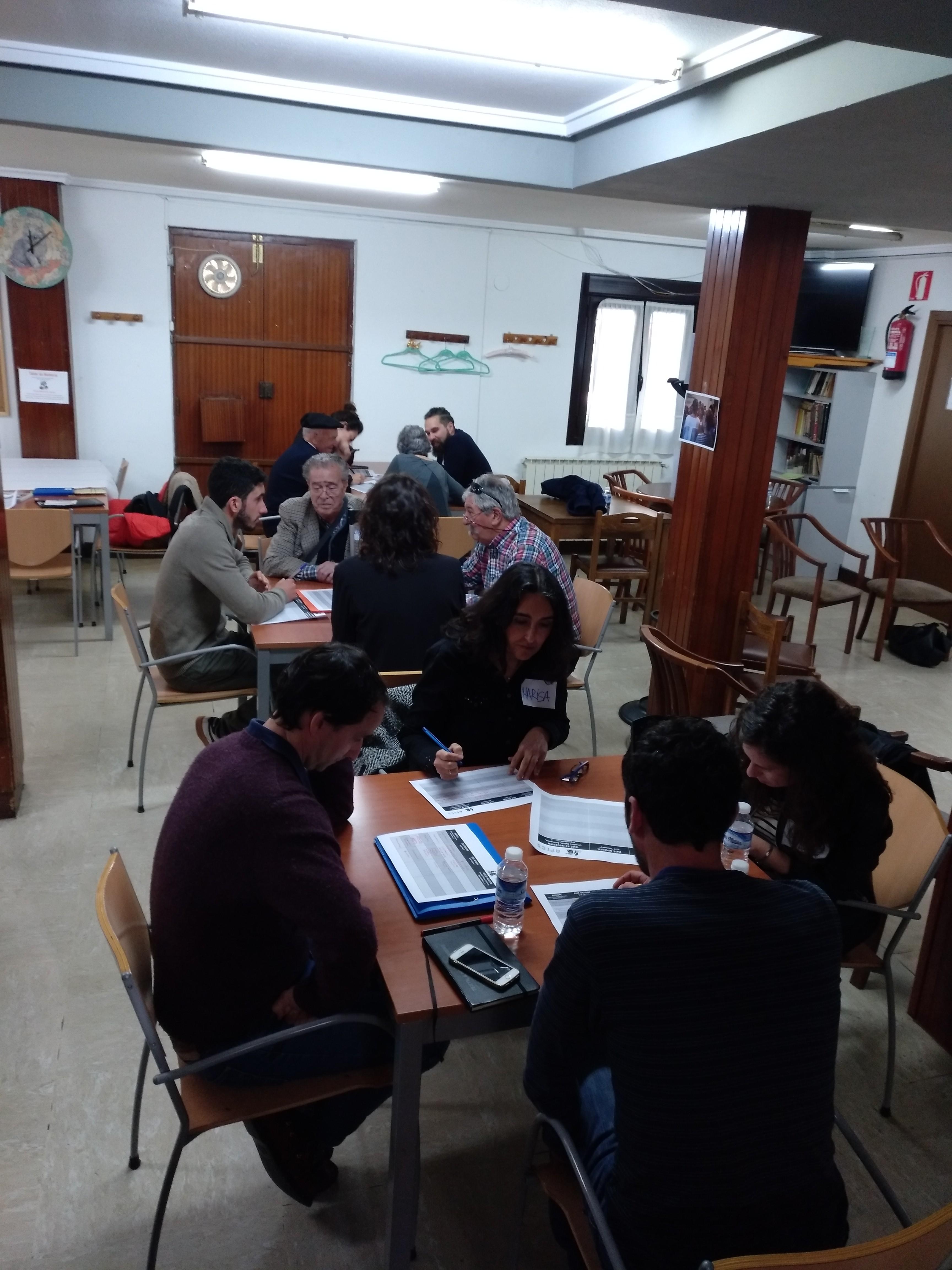 Trabajando en una herramienta a medida para medir el avance de CWA Donostia