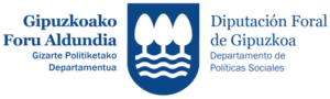 Logo del Departamento de Políticas Sociales de la Diputación Foral de Gipuzkoa