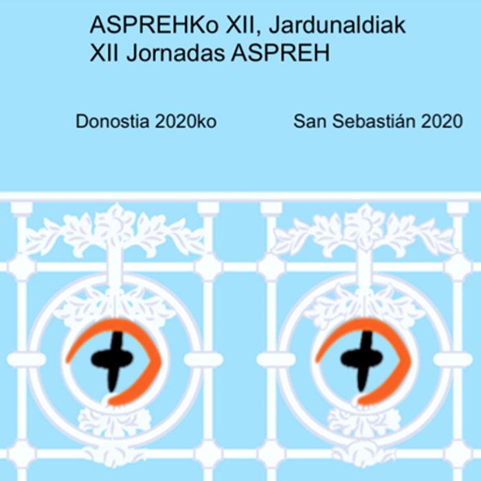 Cartel de las XII Jornadas ASPREH