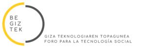 Logo Begiztek, Foro para la Tecnología Social de APTES