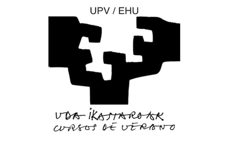 Logo de los Cursos de Verano de la UPV/EHU