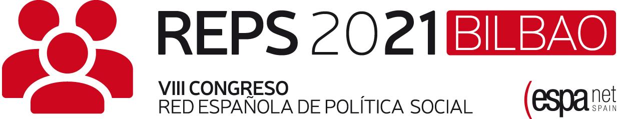 Logotipo Congreso REPS 2021